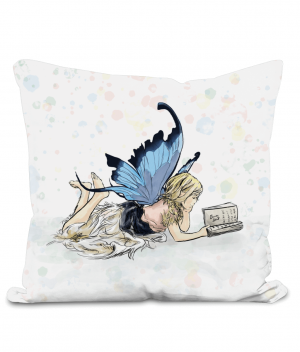 Fairy Reading Cushion
