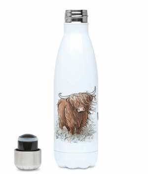 Ready for the Weather Water Bottle Left side